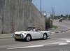 Triumph TR4 (Yohai_Rodin) Tags: classic cars five club car tel aviv מועדון החמש מכונית קלאסית מכוניות קלאסיות הנתיב המהיר הולילנד 1000 holyland tour
