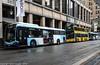 Sydney Buses - The Carrington Street line up! (john cowper) Tags: sydneybuses bline volvo spitjunction carringtonstreet wynyard doubledecker northernbeaches northernbeachesbline cromerheights monavale st2545 st2880 st2857 sydney newsouthwales