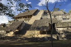 IMG_2740 (avolanti) Tags: kobah ekbalam mayan yucatan mexico travel explore wanderlust ruins pyramids beautiful pyramid