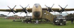 XB259 Blackburn Beverley C.1 (kitmasterbloke) Tags: blackburn beverley xb259 fortpaull hull aircraft outdoor transport military relic