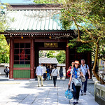 Main Gate of Kotokuin Temple (Kamakura Great Buddha) : 鎌倉・長谷・高徳院仁王門 thumbnail