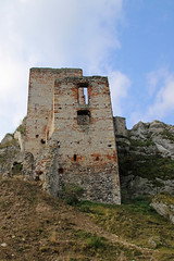 IMG_0974 (Joan van der Wereld) Tags: polishjurassicupland nature naturephotography landscape rock limestone hilly boulder olsztyn castle ruins medieval historical heritage poland south