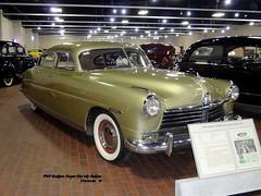 1948 Hudson Super Six 4dr Sedan (JCarnutz) Tags: 1948 hudson supersix hostetlershudsoncollection
