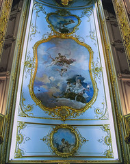 Plafond, The Day driving the Night away, Yusupov Palace, St. Petersburg, Russia (kvl23) Tags: plafond theater palace decorative decorated furniture russia stpetersburg interior yusupov room yusupovpalace museum