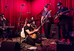 Coffee Shop Arena Rock 04/07/2018 #19 (jus10h) Tags: coffeeshoparenarock curtispeoples hotelcafe losangeles hollywood california live music concert gig event residency show performance showcase coffeeshop arenarock 80s 90s covers songs singers nikon d610 lowlight photography 2018 april justinhiguchi