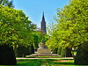 Strasbourg 022 (molaire2) Tags: strasbourg estrasburgo printemps primavera spring 2018 fleur cigogne orangerie arbre