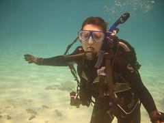 R.V. check-out dive (DivePhoto) Tags: rv usaf scuba diver