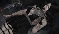 Abrasive Elegance (Luηα Couηтeѕѕ) Tags: second life sl edit art blog fashion catwa hourglass slink physique amara beauty suicidal unborn truth mila empire plastik yummy varonis phedora nikotin eclipse tres beau avaway voluptasvirtualis meowandstuff the epiphany cureless mossu