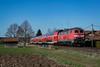 BR218 DB REGIO - Ebenhofen (Giovanni Grasso 71) Tags: br218 db regio allgäu ebenhofen fussen nikon d610 giovanni grasso locomotiba diesel