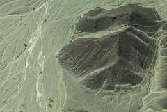 """Astronaut"" / ""Астронавт"" (Vladimir Zhdanov) Tags: travel peru aerial nazca desert geoglyph landscape ancient"