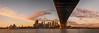 Golden Light on Sydney Harbour (Ray Jennings AU) Tags: sunrise rayjennings sydneyharbour sydneyoperahouse sydneyharbourbridge panorama nikond810 sigma35mm14art
