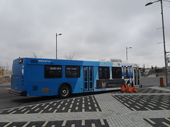 2018-04-13 10.10.46 (djp3000) Tags: bus nfi newflyerindustries nfld40lfl yrt yorkregionaltransit yrtbus1036 1036 vaughanmetropolitancentre vmc yrt1036