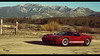 Ford GT40 (at1503) Tags: california 1960s classic vintage iconic icon red whitestripes fors gt fordgt american america usa westcoast wheels trees sky blue rural view hills granturismo granturismosport digitalmotorsport digitalphotography motorsport gaming racing game ps4 fordgt40 gt40