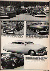 Hot Rod Magazine - Custom cars (bballchico) Tags: mercury 1949 1950 1951 merc fatboy custom hotrodmagazinecustomcarsautomotiveseriesvol1issue5 thosemercs