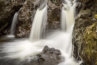 River Cree - Waterfall