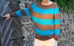 9B4C7E69-A443-45B4-AE31-A379FC7C4B51 (sylvaH) Tags: knit knitting sweater pullover handknitting
