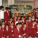 Gurukul cup Winner Rugveda