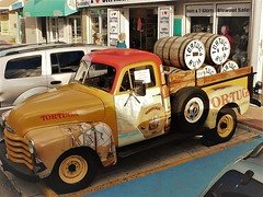 LAST SHOT OF THIS TRUCK IN GRAND CAYMAN (Visual Images1 (Thanks for over 4 million views)) Tags: truck classic antique chevy htt happytruckthursday grandcayman