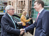 Ministerpräsidentenkonferenz in Brüssel (Das Saarland) Tags: brüssel mpk tobias hans saarland bundespräsident