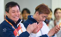 The Paralympic Team Night_01 (KOREA.NET - Official page of the Republic of Korea) Tags: 평창 2018평창동계패럴림픽 대한민국 대한민국대표팀 강릉시 코리아하우스 2018pyeongchangwinterolympicgames paralympics 2018pyeongchangwinterparalympic korea