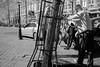 jhh_20180418_10.28.11 Maastricht (j.hordijk) Tags: cabdriver leaning crookedtree boschstraatmarkt waitingforaride maastricht limburg netherlands holland straatfotografie streetphotography