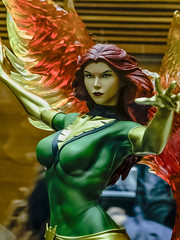 ... Jean Grey is Phoenix ... (Lanpernas .) Tags: phoenix mutante xmen marvel comic fénix comikd2018 expo stanlee