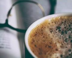 Coffee (LeZinck) Tags: coffee macro closeup close drink food brown light shadows lifestyle