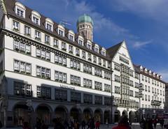 Hirmer (jrw080578) Tags: buildings germany deutschland munich münchen bavaria bayern