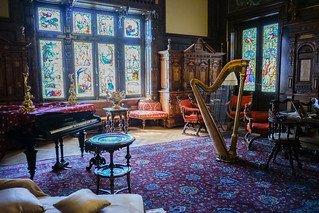 the old music room