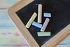 Chalk Board (JMS2) Tags: blackboard chalk board slate closeup write canon