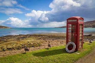 Kinloch Bay, Isle of Rum, Scotland, April 2015
