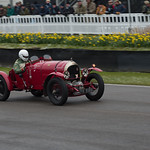 FR 5189 the first supercharged Bentley . Goodwood Members Meeting thumbnail