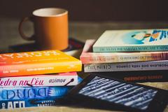Livros e livros (FaruSantos) Tags: livros books kindle