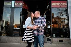Rachel & Dave (25) (Brian Isemann) Tags: the creamery baltimore hampden fuji xt2 xt20 engagement