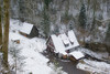 Winter im Strümpfelbachtal (UUL5TPXZYKCRTKNNIYEEA2L55S) Tags: sonya6000 bach langzeitbelichtung samyang12 zeiss