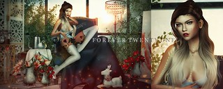 New Post: ∞Forever Twenty One∞ LOTD 537 Flowers For You...