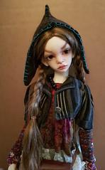 new face-up for Lalia (mekare_nl) Tags: dim lalia dimlalia bjd sd doll faceup paint wig
