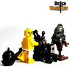 BrickWarrior (BrickWarriors - Ryan) Tags: new product brickwarriors lego armor weapon retiariusgalerus secutor