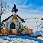 St. Joseph's chapel at Ritzau Alm in Tyrol, Austria thumbnail