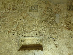 Chariot Group, Tomb of Panhesy, Amarna (Aidan McRae Thomson) Tags: amarna tomb egypt ancient egyptian