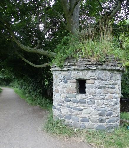Bleach green watch tower