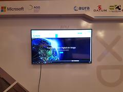 Mesa Redonda con Microsoft y Mercadeo del Caribe