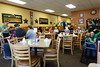 Lincoln Cafe St Patrick's Day 3-17-18 04 (anothertom) Tags: iowa belleplaine belleplaineiowa lincolncafe smalltown restaurant local saintpatricksday green people patrons inside waitress tables holiday irish