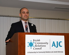 JCRC/AJC Executive Director David Kurzmann