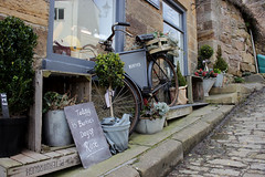 Shop front (Paul Brunt) Tags: shop street products produce cobbles robinhoodsbay northyorkshire northernengland yorkshire