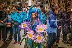 NYC Easter Parade 2018 (JMS2) Tags: easterparade fifthavenue nyc people costumes holiday festive street colorful fun