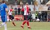 Ryan Deas gunning for a sixth goal (Stevie Doogan) Tags: clydebank gartcairn west scotland cup round 2 holm park saturday 31st march 2018