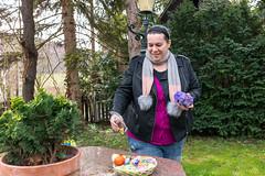 also big children like the Easter egg hunt (Anita Pravits) Tags: easteregghunt garten loweraustria niederösterreich ostereiersuchen ostern weissenbach easter garden