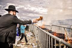 LDS_2986 (Baltimore Jewish Times) Tags: chometz chametz burning passover pesach pimlico baltimore orthodox judaism