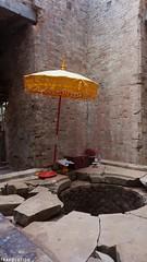 Kuk Prasat Sambor Temple, Sambor Prei Kuk (Travolution360) Tags: cambodia sambor prei kuk prasat temple buddha umbrella ancient ruins khmer ways angkor wat kampong thom forest tuktuk nature travel